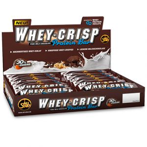 Whey Crisp Bar Box