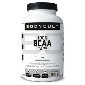 100% BCAA Caps