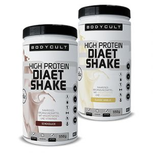 High Protein DIAET Shake 2er Pack