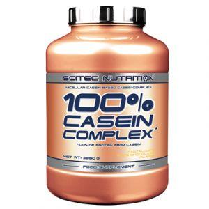 100%  Casein Complex*