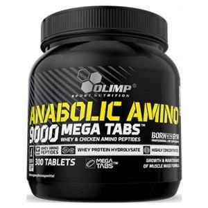Anabolic Amino 9000 Tabs
