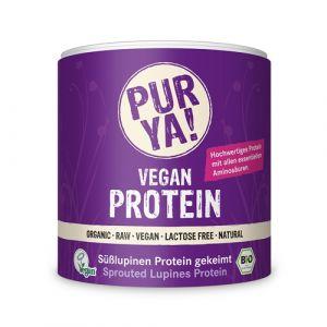 BIO Vegan Lupinen Protein gekeimt