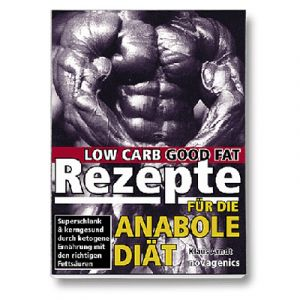 Rezepte für Anabole Diät / Klaus Arndt