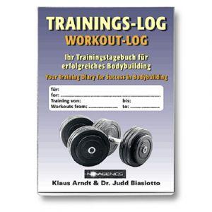 Trainings Log / Klaus Arndt & Dr. Judd Biasiotto