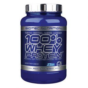 100% Whey Protein*